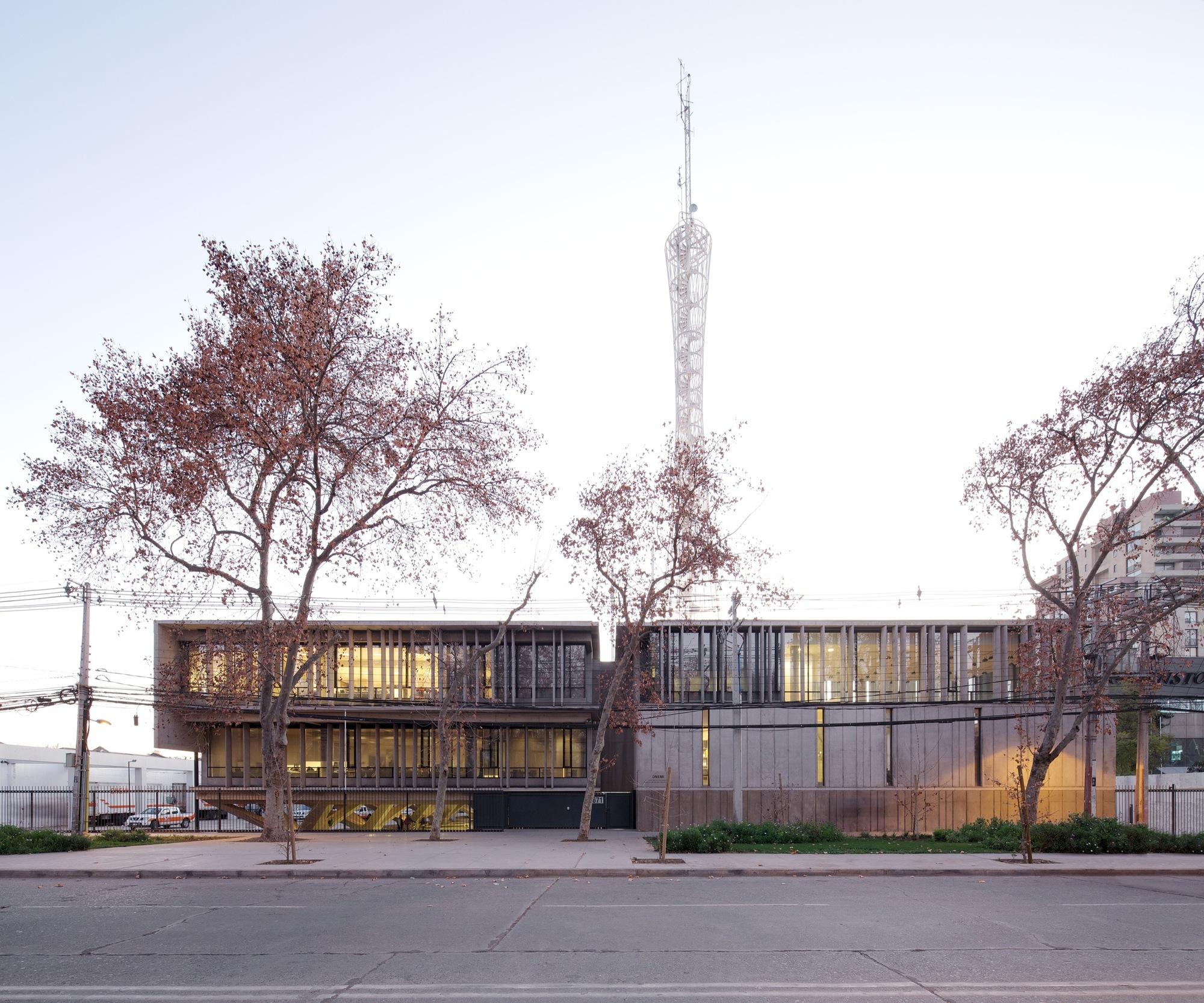 Galeria de edif cio onemi teodoro fern ndez arquitectos 6 - Arquitectos madrid 2 0 ...