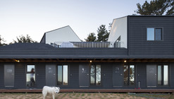 Guesthouse Mungzip + Padori Private Residence / designband YOAP architects
