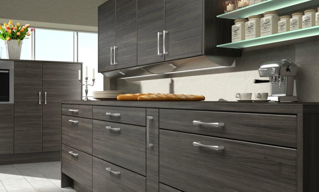 Galer a de materiales equipamiento para cocina - Materiales para encimeras de cocina ...