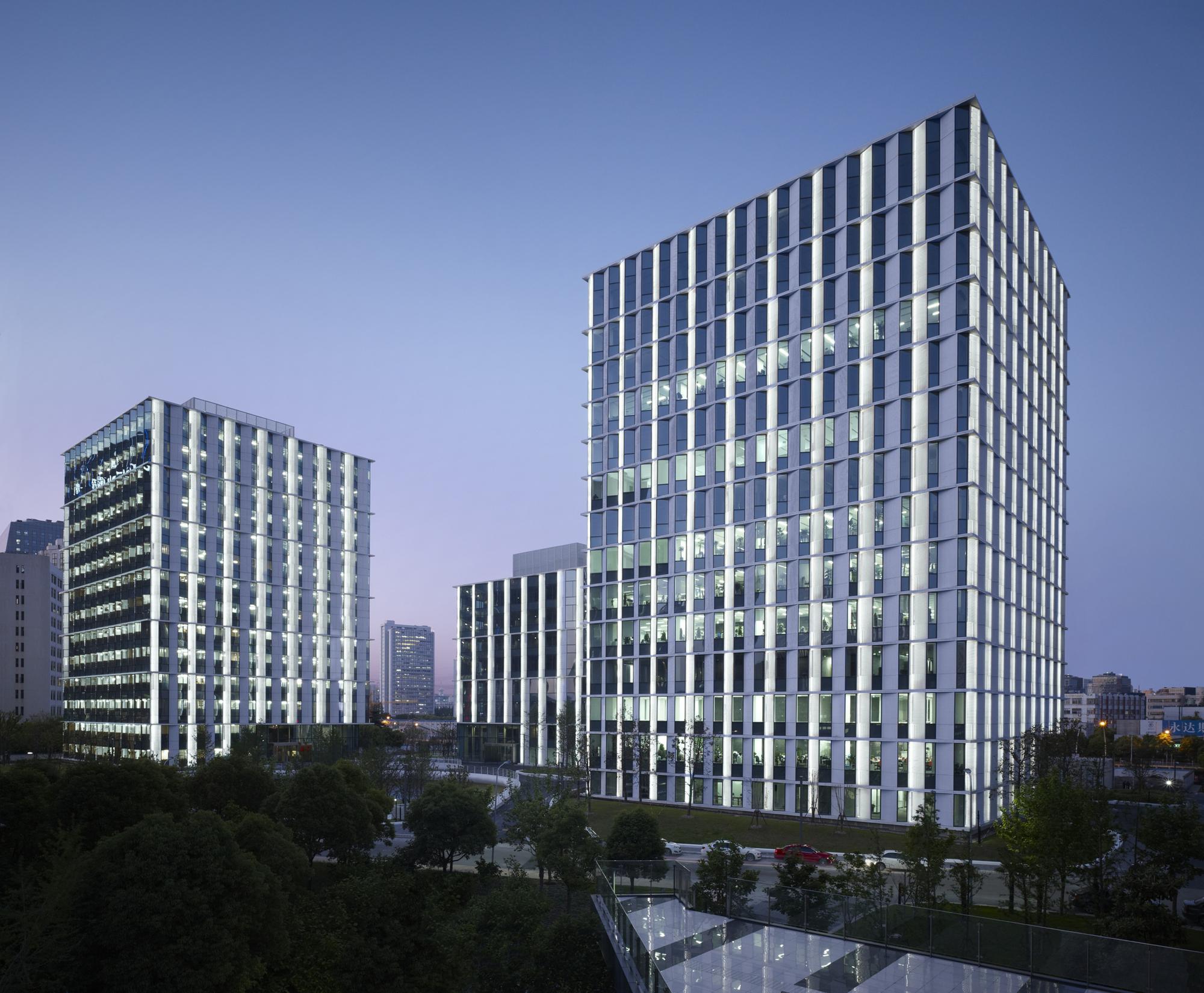 Gallery of 3cubes office building gmp architekten 7 - Gmp architektur ...