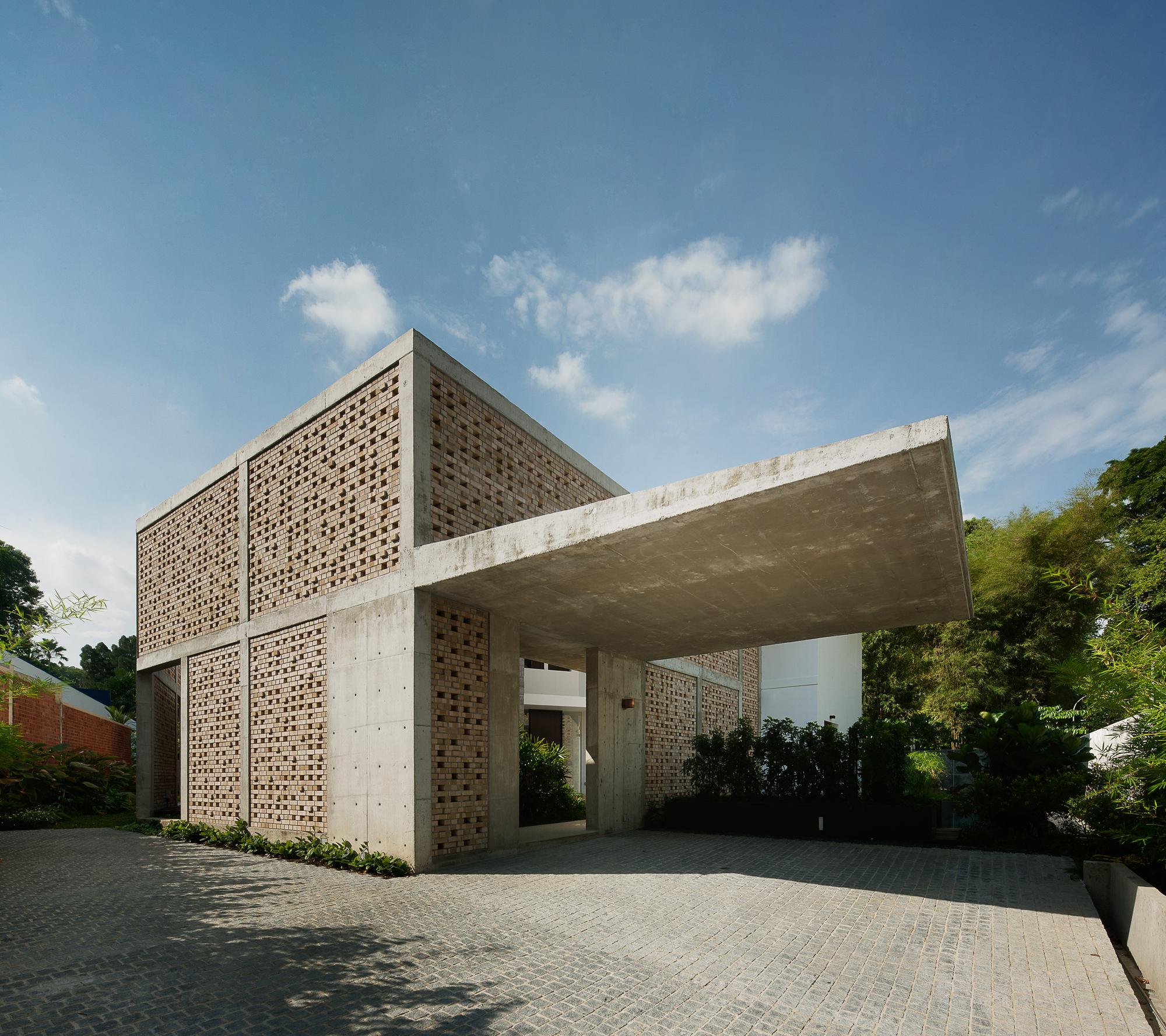 3 Lermit Road Ipli Architects Archdaily