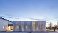 Byggom AB Office Extension / Johan Sundberg arkitektur + Blasberg Andréasson Arkitekter