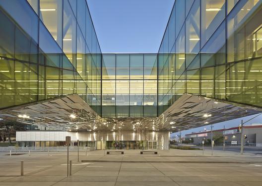 Centennial College Ashtonbee Campus Library & Student Hub / MJMA