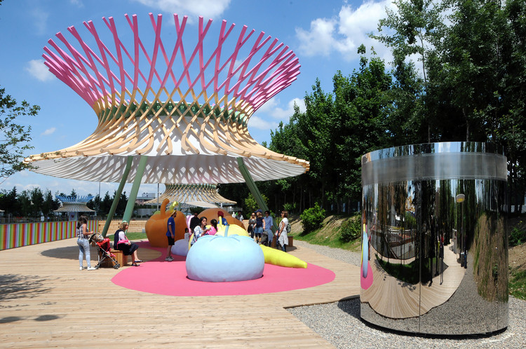 Children Park at EXPO 2015 / ZPZ Partners, Courtesy of ZPZ Partners
