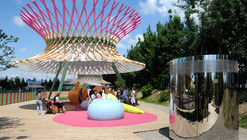 Children Park at EXPO 2015 / ZPZ Partners