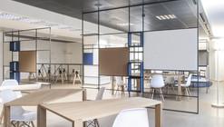 Digital Entity Workspace / deamicisarchitetti