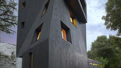 Residência Saint-Ange / Studio Odile Decq