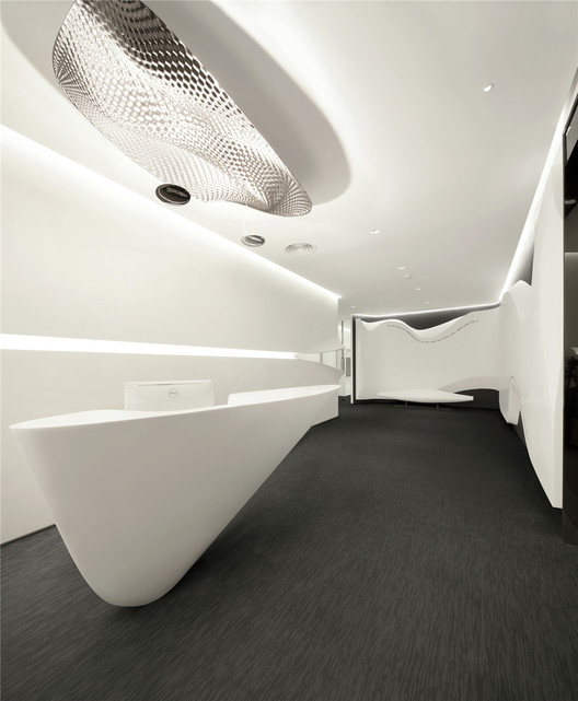 Interaction - BWM Office / feeling Design , © He Yuansheng