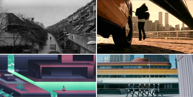 What Can Music Videos Teach Us about Architecture?