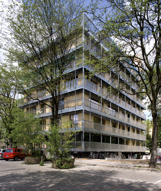 DnA Podcast Asks: Can Berlin's Group Housing be a Model for LA?, R50 in Berlin, Germany. Image © Andrew Alberts