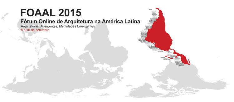 Inscrições abertas para o Fórum Online de Arquitetura na América Latina - FOAAL 2015, Oliveira Júnior