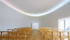 Rainbow Chapel / Kubo Tsushima Architects