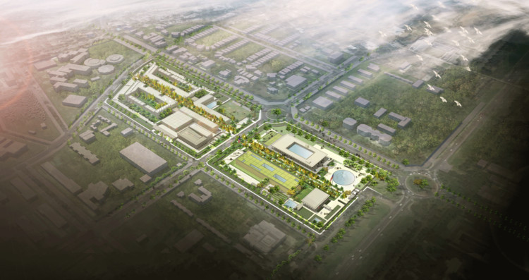 WEISS/MANFREDI to Re-envision India's US Embassy, © WEISS/MANFREDI