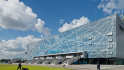 VTB Ice Palace / SPEECH Architectural Office