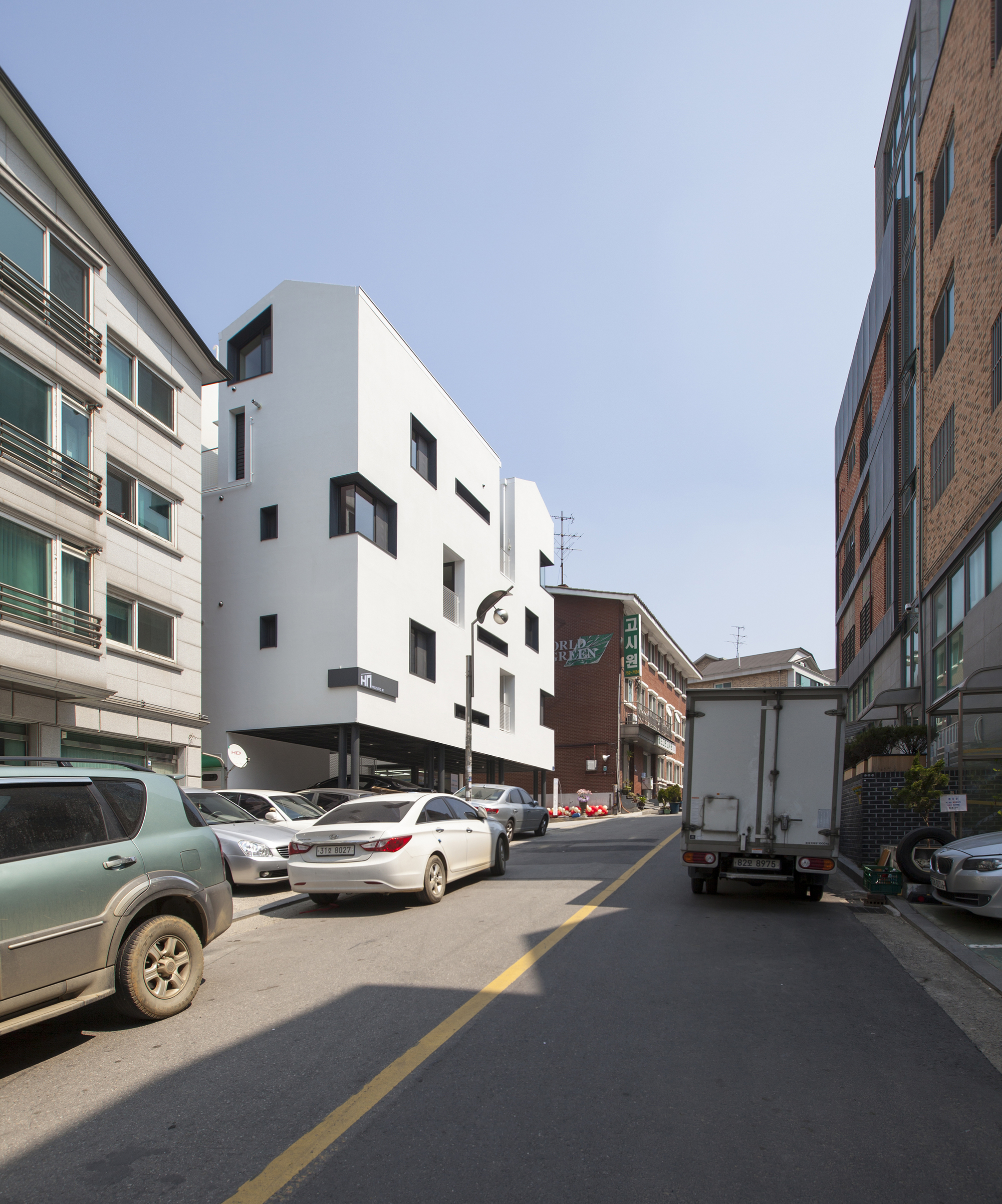 Wxy: Gallery Of Gap House / Archihood WXY