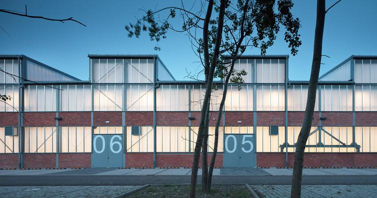 Renovação do Parque Tecnológico Wrocław  / Major Architekci, © Krzysztof Smyk
