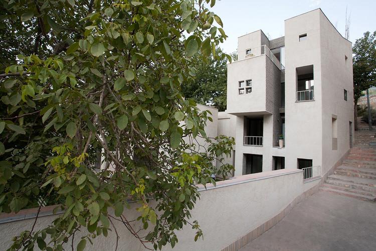 Pedari Guest House / ZAVarchitects, © Mohamadreza Rashed, Nasim Mosavar, Golnaz  Bahrami, Ila Deris