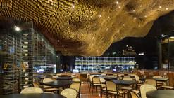 Olga Nur Restaurant / Arquitetos Associados