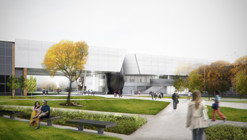 Morphosis and Albert Kahn Join Forces to Expand Detroit University