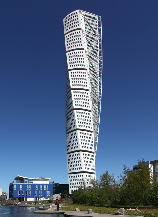 Santiago Calatrava's Turning Torso Wins CTBUH's 10 Year Award, © Flickr CC User Mirko Junge