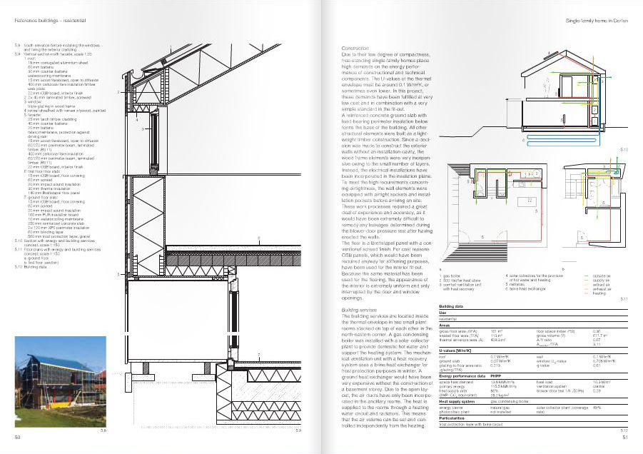 Gallery of detail green books passive house design 4 - House design book ...