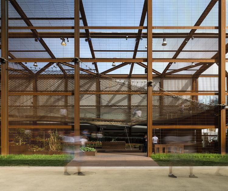 Gallery: Fernando Guerra Captures the Brazil Pavilion at Milan Expo 2015, © Fernando Guerra | FG+SG