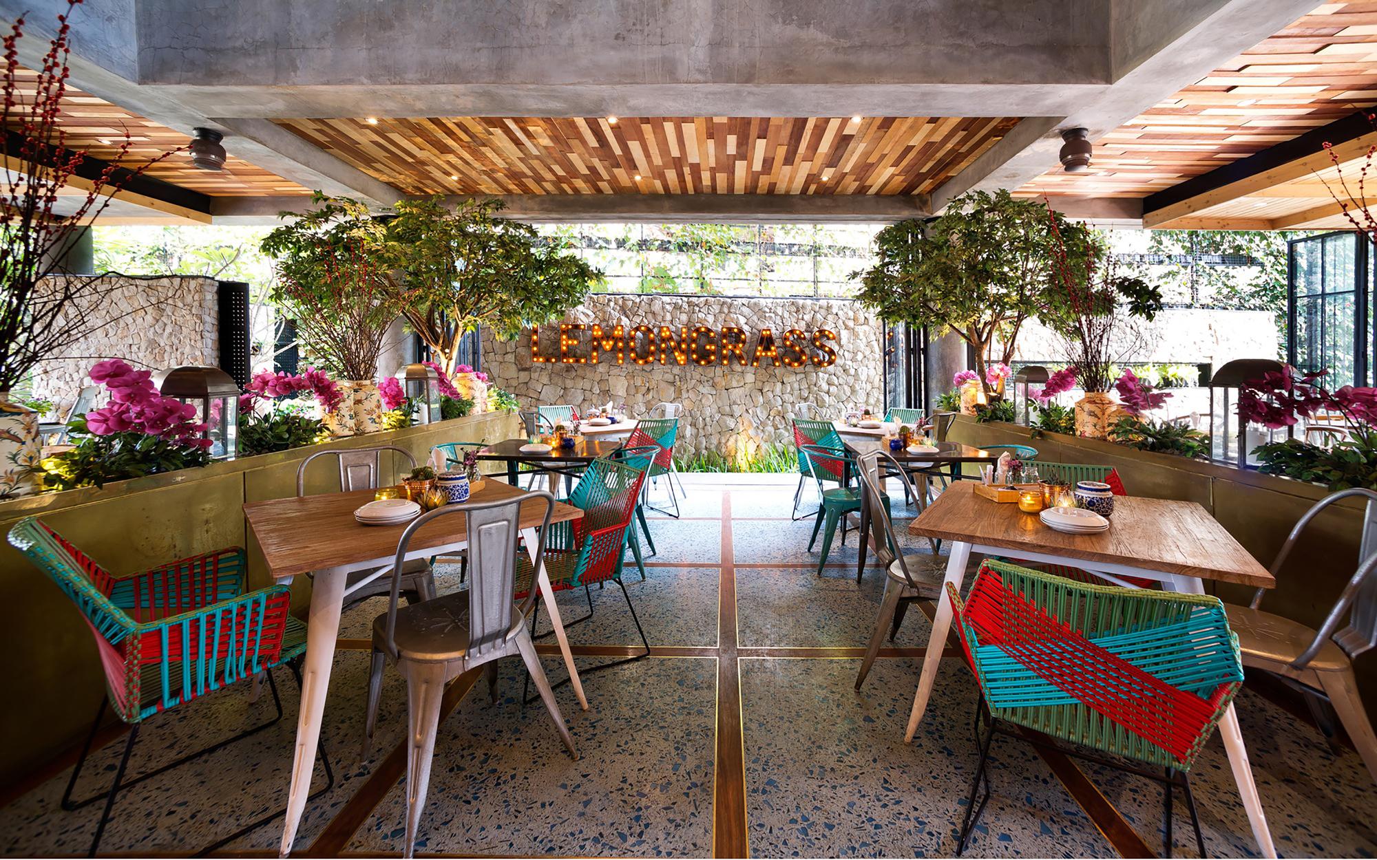 Galeria de restaurante lemongrass einstein associates