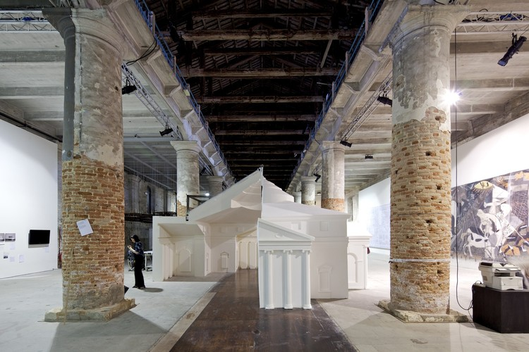 Open Call: British Council in Search of Proposals for 2016 Venice Biennale, Venice Biennale 2012: Museum of Copying / FAT. Image © Nico Saieh