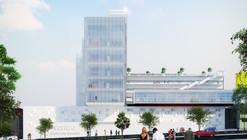 Enrique Norten Designs New Campus for Mexico City's CENTRO University