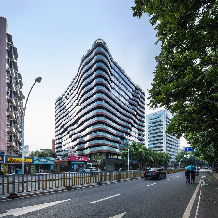 Fuzhou Shouxi Building / NEXT architects, Courtesy of NEXT architects