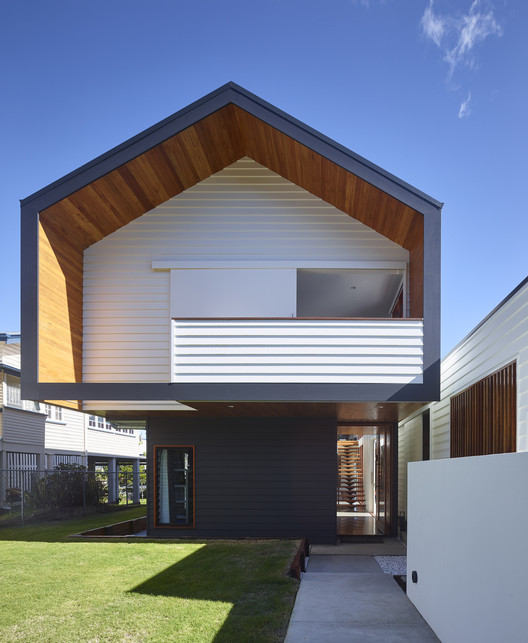 Casa en Nundah / kahrtel, © Scott Burrows