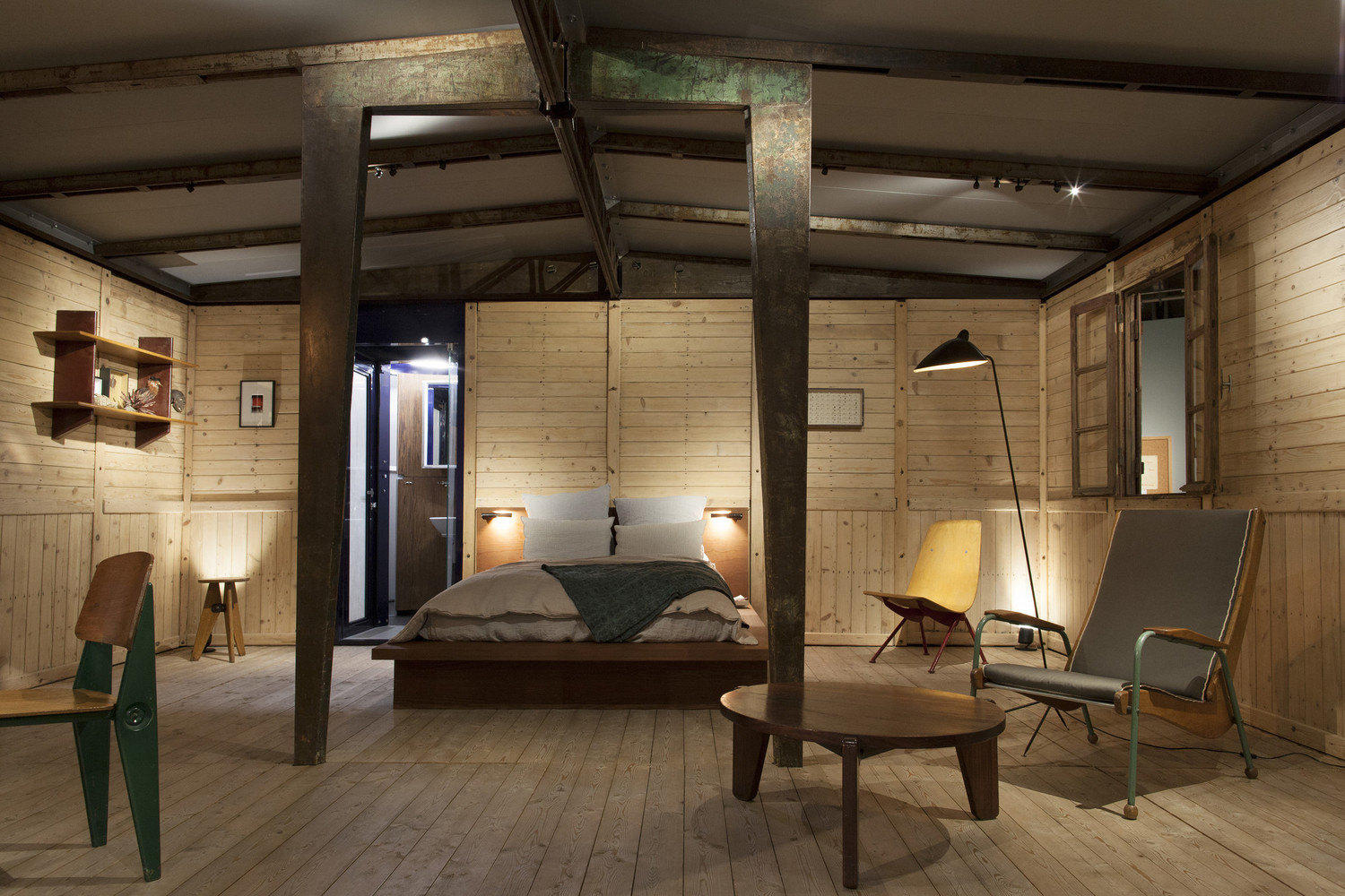 5 Things The Tiny House Movement Can Learn From Post War  Architecture,Interior Of Jean