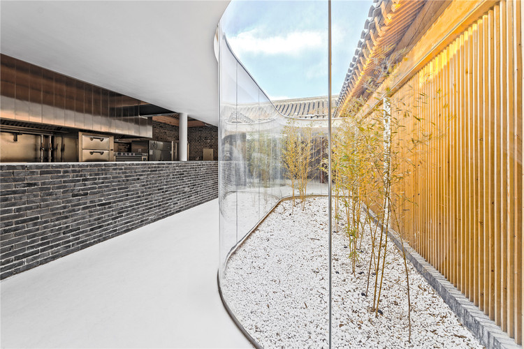 Tea House in Hutong / ARCHSTUDIO, © 王宁