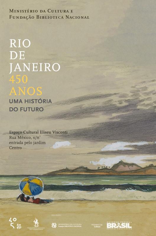 Exposição conta a história do Rio de Janeiro através da arquitetura e do urbanismo, via FBN