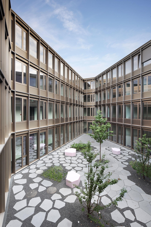 gallery of science park kassel birk heilmeyer und frenzel architekten 5. Black Bedroom Furniture Sets. Home Design Ideas