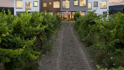 Kindergarten over the Vineyard / architekti.sk
