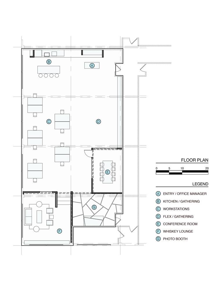 gallery of befunky portland office fieldwork design architecture