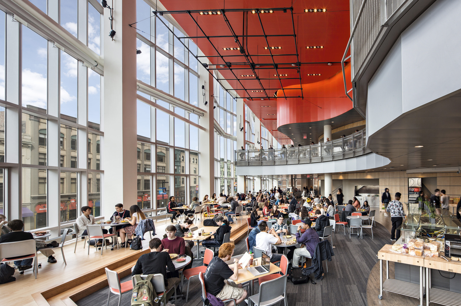 9 Projects Selected For AIA Education Facility Design AwardsWilliam Rawn Associates The Berklee