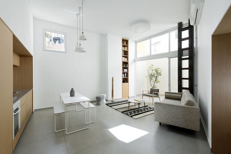 Jaffa Garden Apartment / Itai Palti, © Gidon Levin