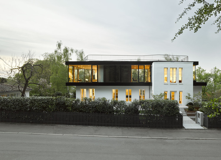 Haus S / Behnisch Architekten, © David Matthiessen for Behnisch Architekten