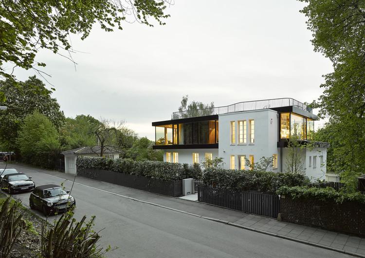 Haus S Behnisch Architekten Archdaily