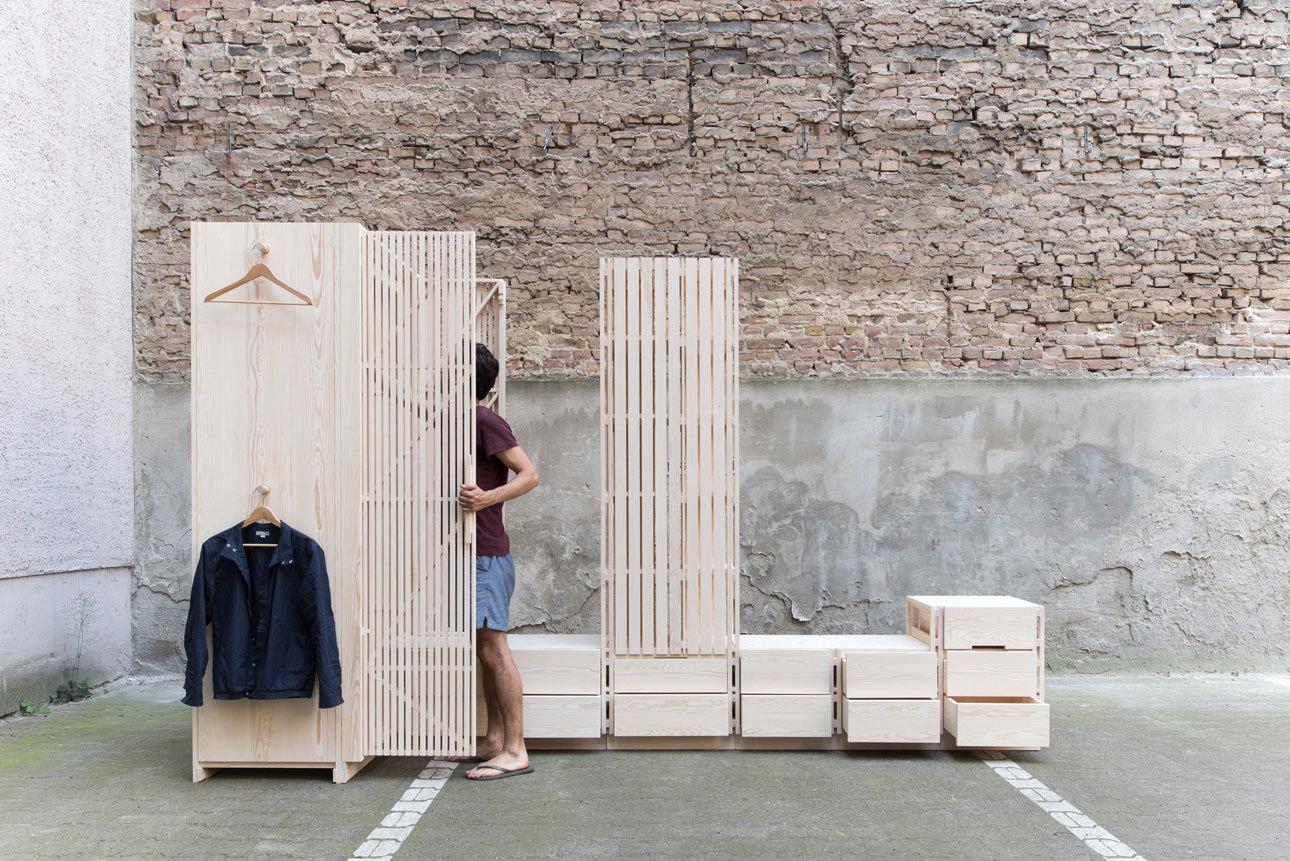 Muebles Plataforma Arquitectura P Gina 4 # Muebles Fischer