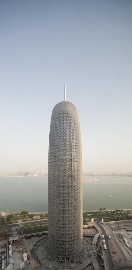 Doha Office Tower, Qatar. Image © Nelson Garrido