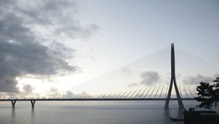Zaha Hadid Architects Win Danjiang Bridge Competition in Taiwan