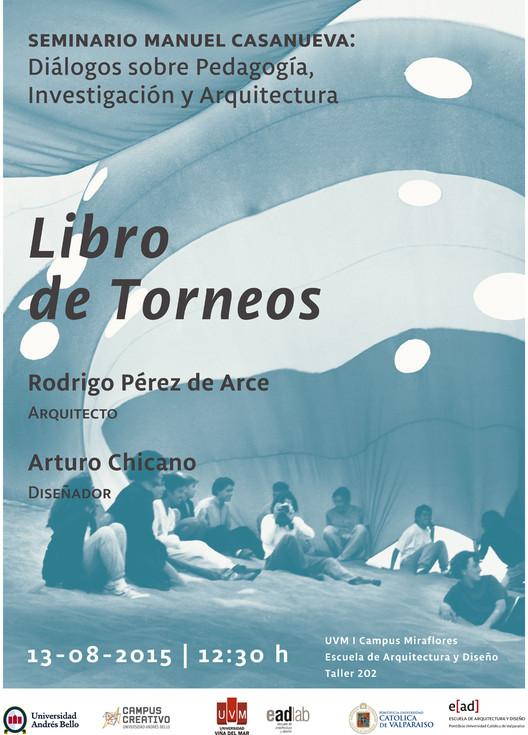 Seminario Manuel Casanueva: 'Libro de Torneo' / Viña del Mar