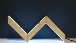 Lámpara 5+5, versatilidad y transformación de espacios / Oikimus Design
