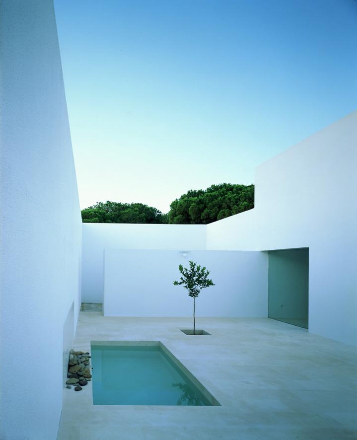 gallery of gaspar house alberto campo baeza 9. Black Bedroom Furniture Sets. Home Design Ideas
