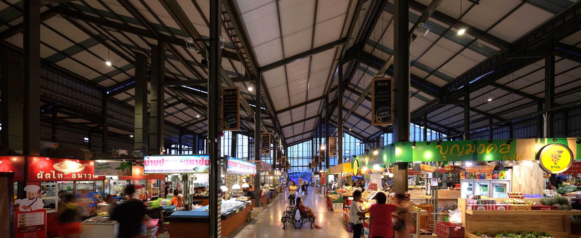 gallery of food villa market i like design studio 10. Black Bedroom Furniture Sets. Home Design Ideas