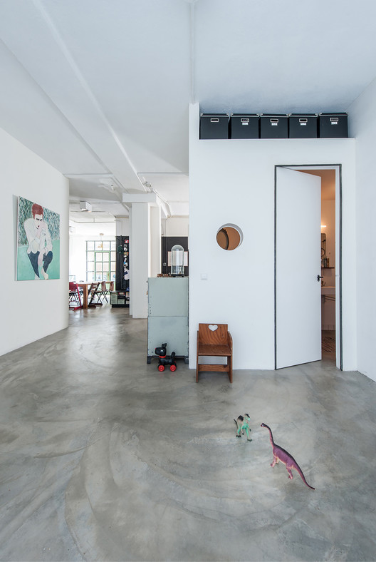 Transformación de loft / Studio Appelo, © Matthieu van Ek