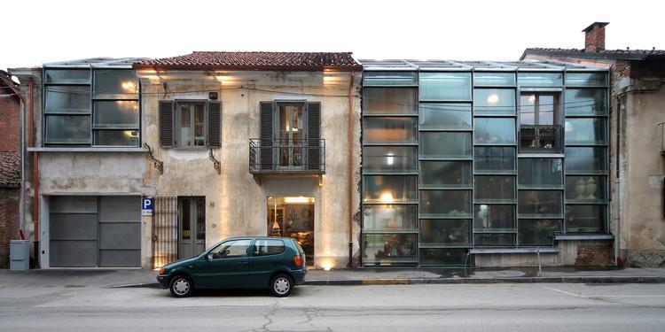 Atelier Fleuriste / ELASTICOSPA + 3, © Beppe Giardino